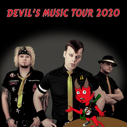 Sloppy Joes 2019 Header By Stepan Chomjakow 500 Sloppy Joe´s   Devil´s Music Tour 2020 / Plus Special Guests